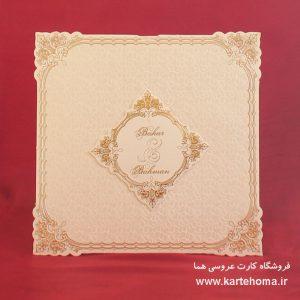 کارت عروسی کد 3229