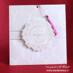 کارت عروسی کد 4814