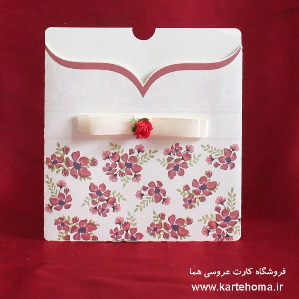 کارت عروسی کد 4766