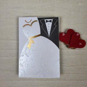 کارت عروسی فانتزی کد 2013