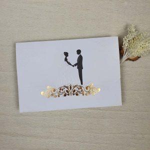 کارت عروسی فانتزی کد 2014
