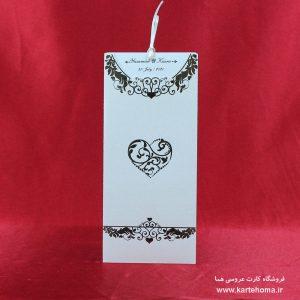 کارت عروسی کد 006