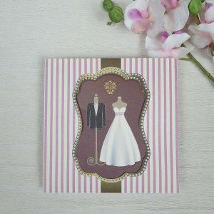 کارت عروسی کد 2043